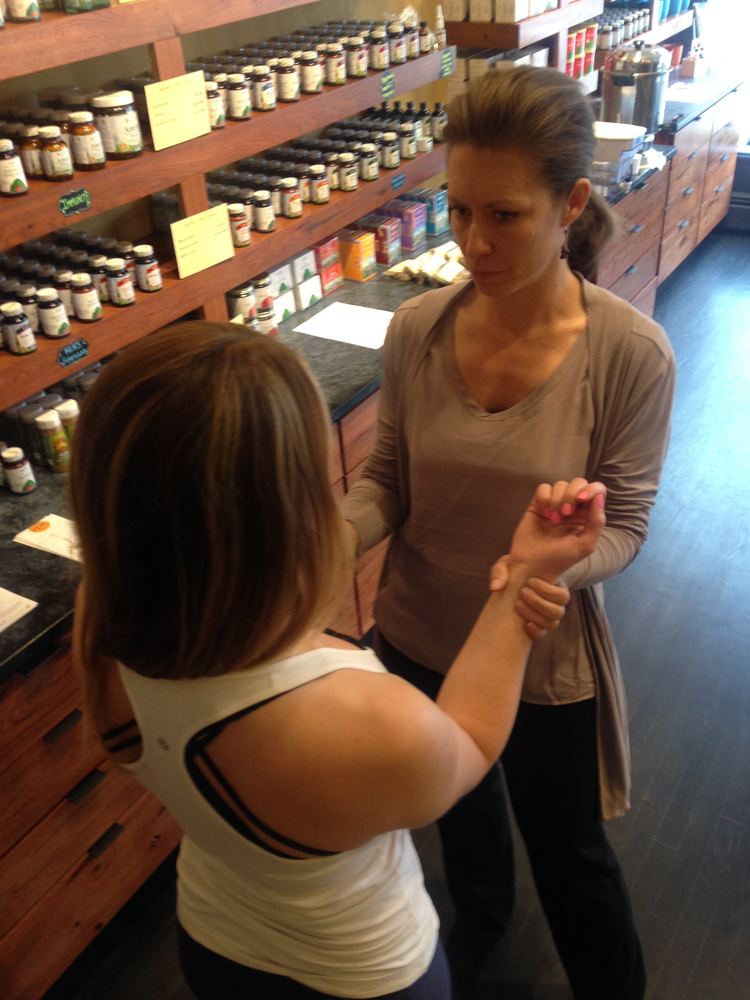 Heather will be offering free mini consultations at the vpk Maharishi Ayurveda store in downtown Boulder Sunday July 26.