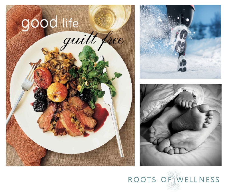 Good life, guilt free - Ayurveda's inner knowing