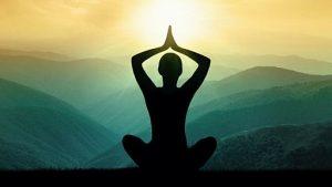 master the mind to achieve santosha
