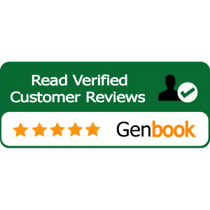 Read all of our Verified Customer Reviews on Genbook
